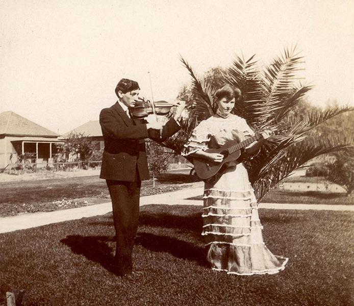 1910 musicians