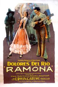 Dolores del Rio Ramona 1928