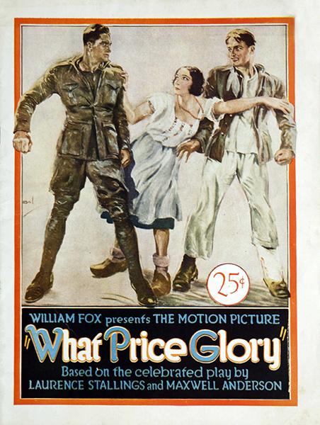 What Price Glory 1927 Dolores del Rio