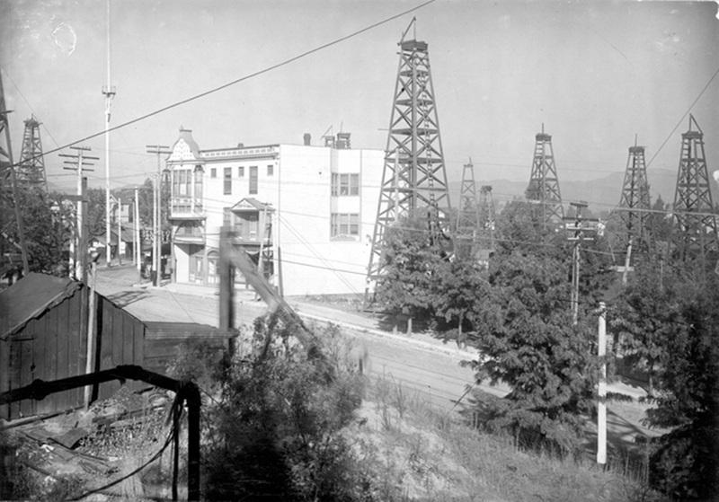 Belmont Street 1904