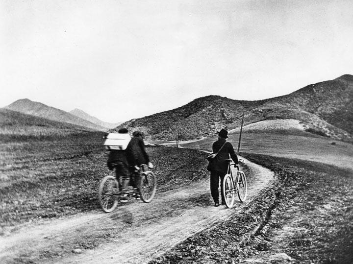 Cahuenga Pass 1897