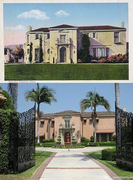 Arthur L. Garford home