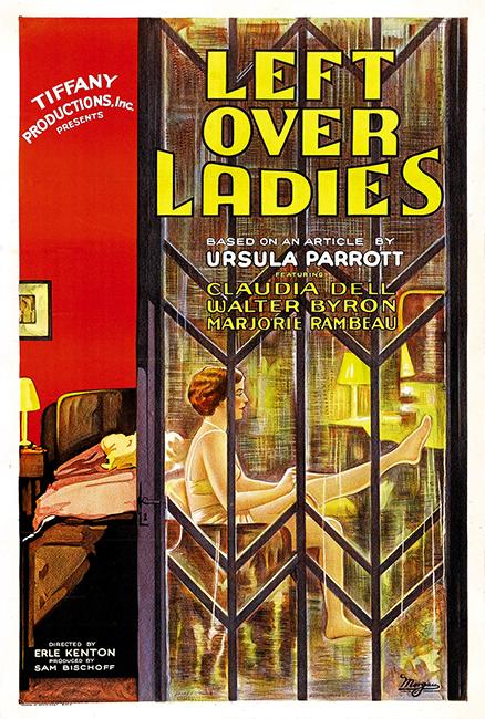 Claudia Dell Leftover Ladies