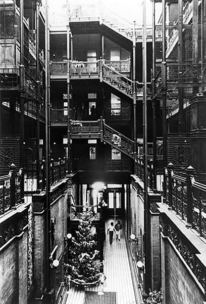 Bradbury Building 1950