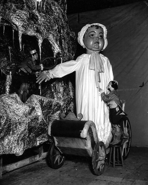 Christmas Parade 1929