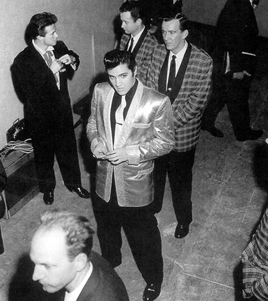 Elvis Presley Pan Pacific Auditoreum