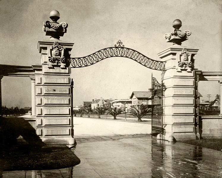 Berkeley Square 1913