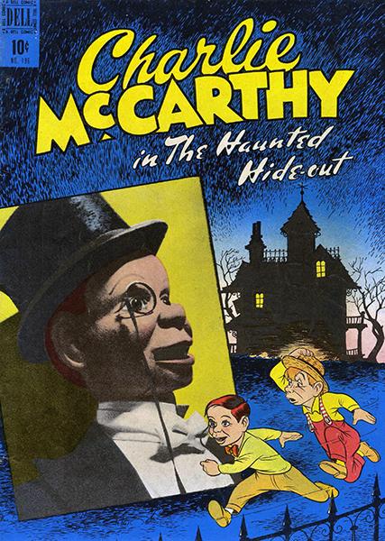 Charlie McCarthy Comic Book