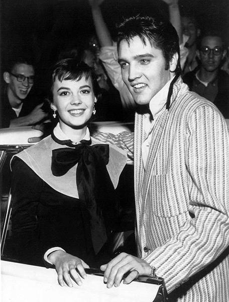 Elvis Presley Natalie Wood