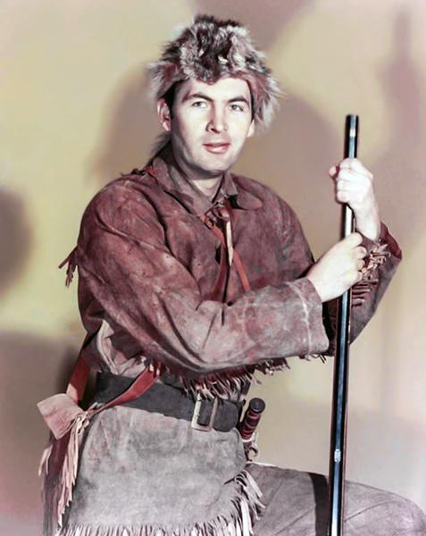 Fess Parker Davy Crockett