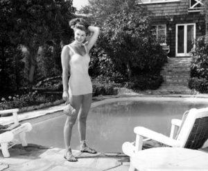 Esther Williams Swimming pool