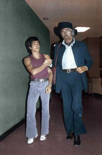 Bruce Lee James Coburn