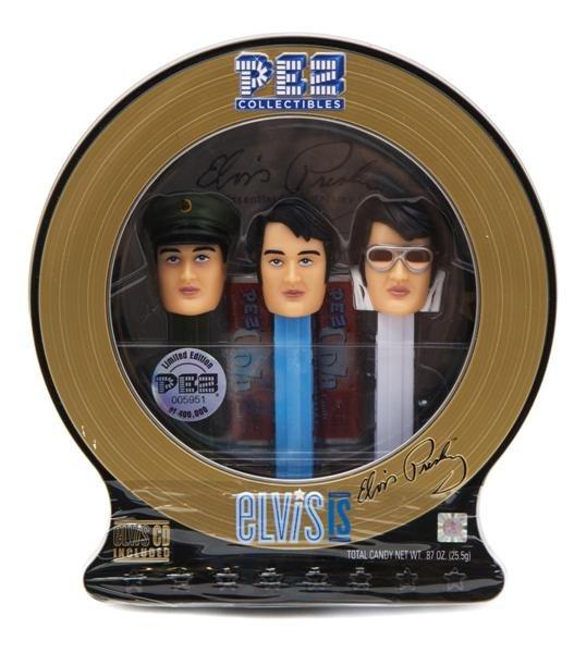 Elvis Presley Pez