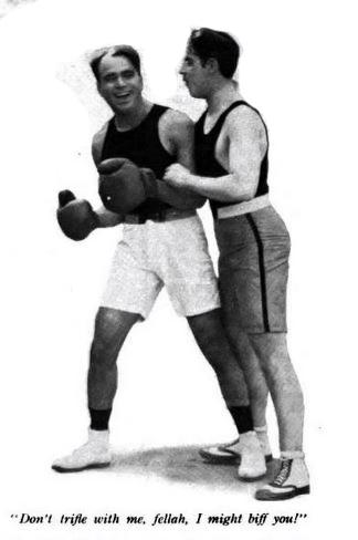 Douglas Fairbanks Sr Boxing