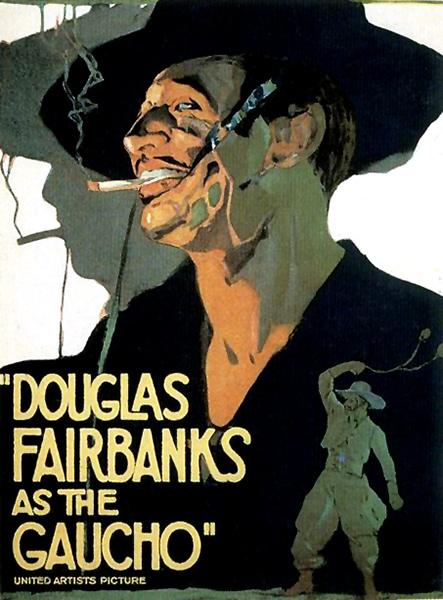 The Gaucho 1927 Fairbanks