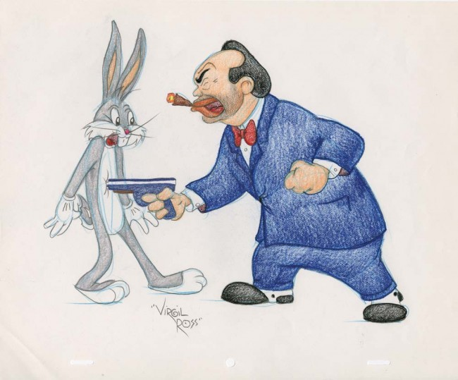 Edward G Robinson Bugs Bunny