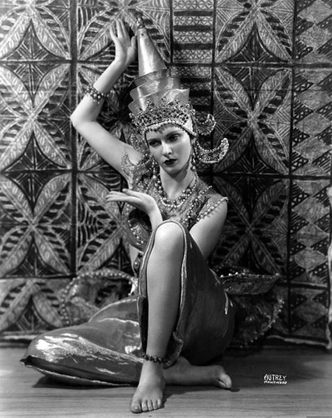 Marguerite Churchill (Bizarre Los Angeles)