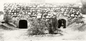 Mission San Gabriel Tallow Vats