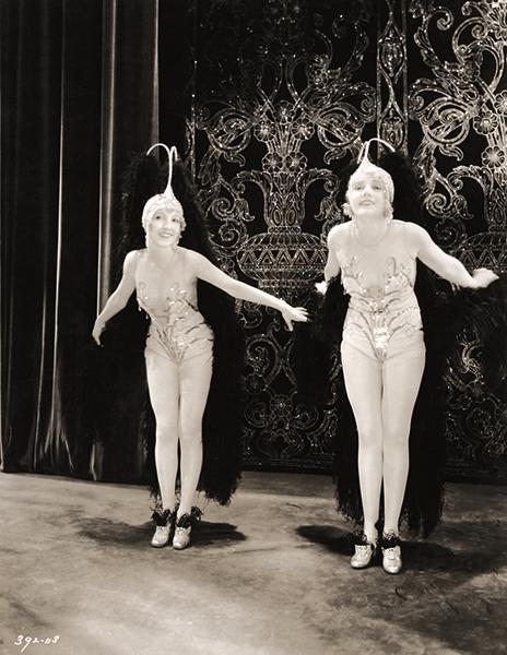 Bessie Love Anita Page Broadway Melody 1929