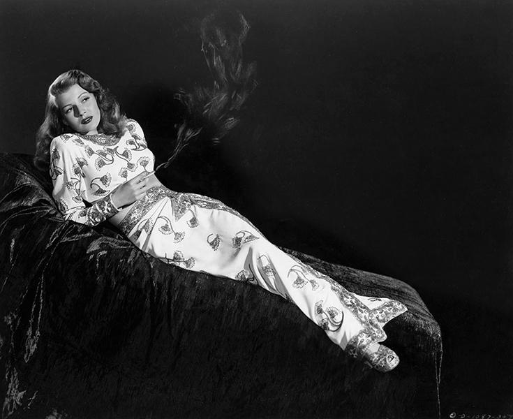 """Rita Hayworth in """"Gilda"""" (1946)"""