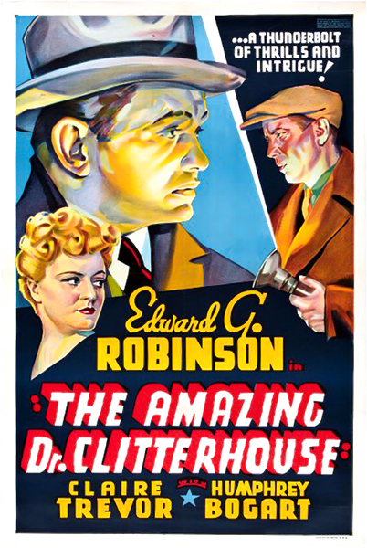 The Amazing Dr. Clitterhouse 1938