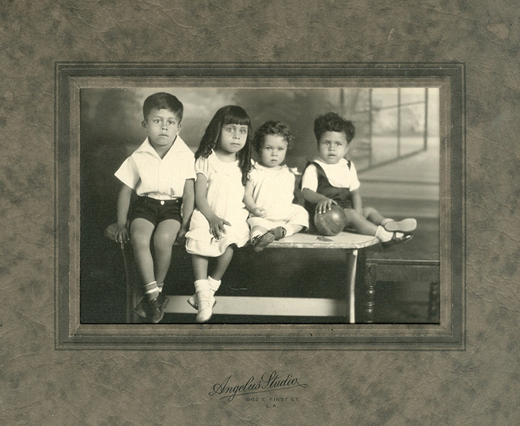 Children's portrait 1930