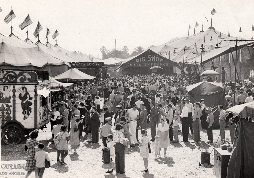 Cole Bros. Circus 1940