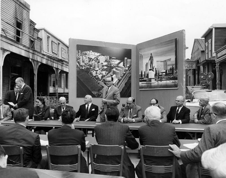 Century City 1961