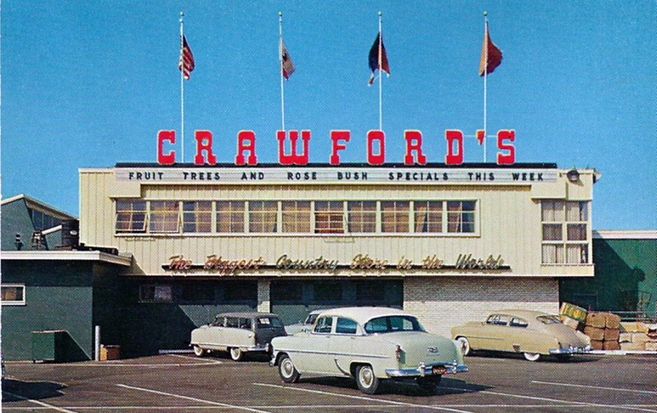 Crawford's Giant Shopping Center