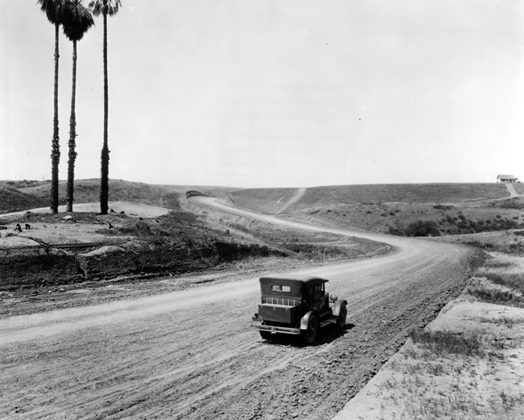 Crescent Drive Beverly Hills 1911