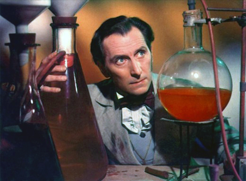 Peter Cushing's Beetroot and Onion Supper Special Recipe (Bizarre Los Angeles)