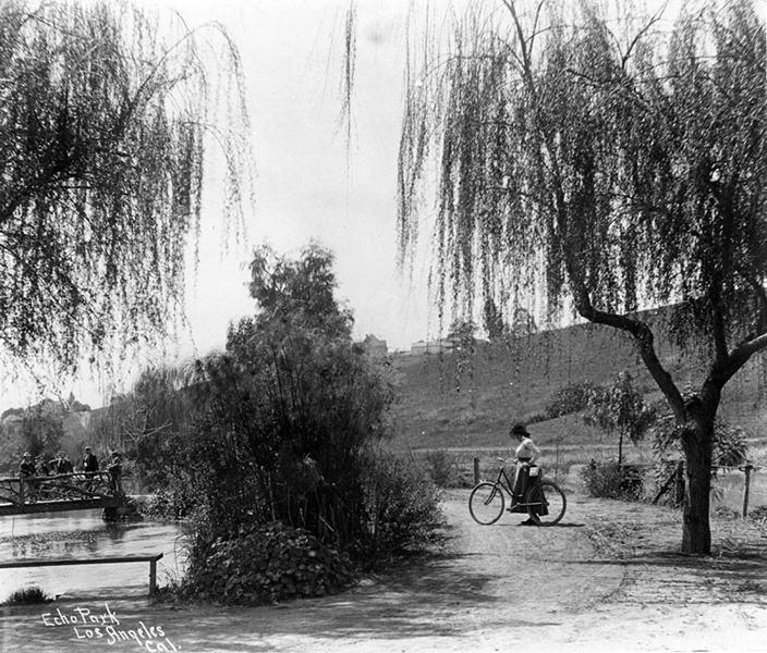 EchoPark1900 bicyclists