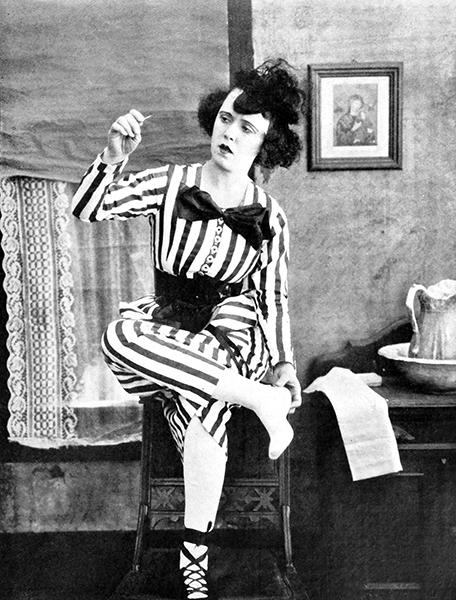 Fay Tincher 1919