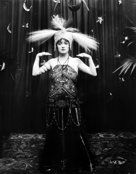 Gladys Brockwell flamboyant