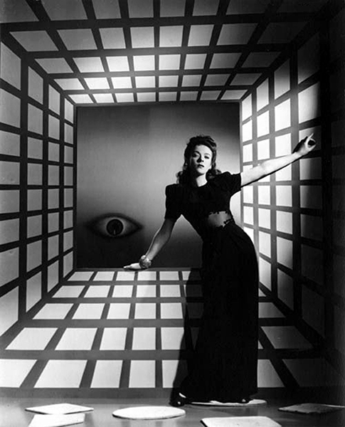 """The only dwelling in which you need to work - to change yourself - is the room of your own mind."" – Ida Lupino (Bizarre Los Angeles)"