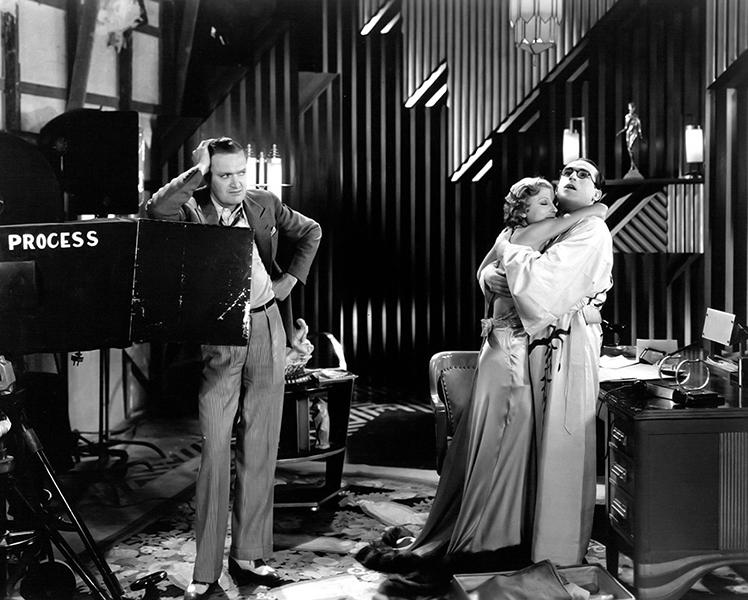 Harold Lloyd Constance Cummings Movie Crazy 1932