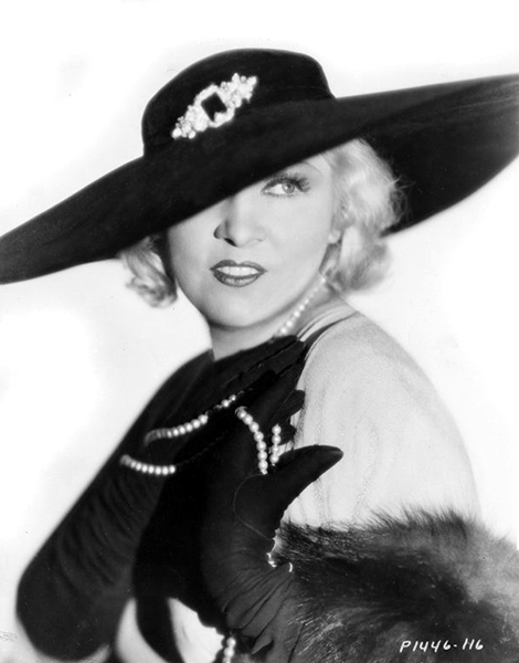 """""""With me there is no 'next time things will be different.' Things must be different the first time or I'm thru with it."""" -- Mae West (Bizarre Los Angeles)"""