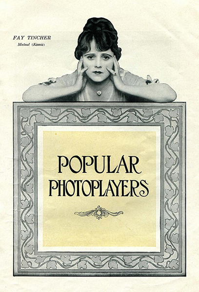 Fay Tincher Photoplay