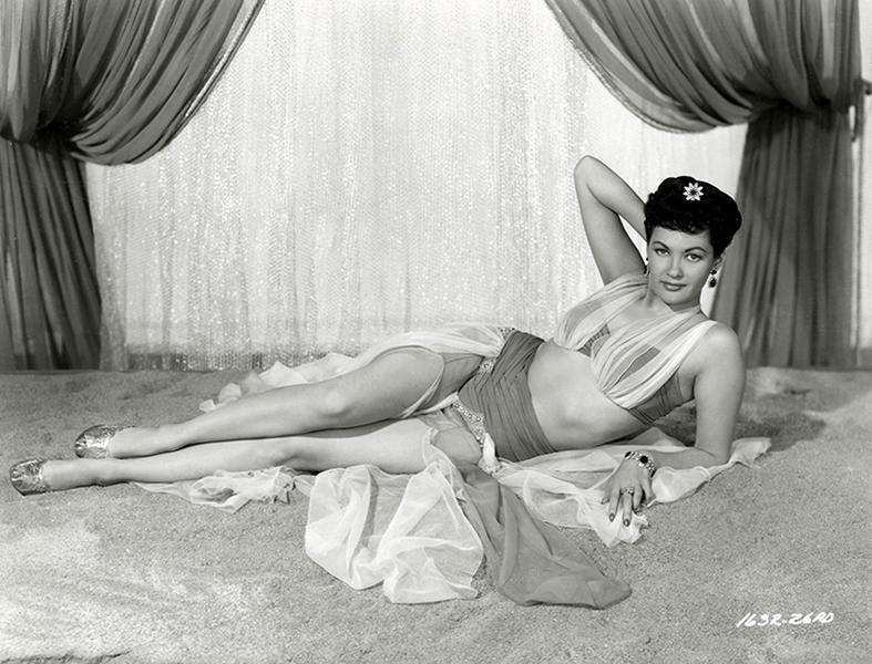 Yvonne de Carlo The Desert Hawk
