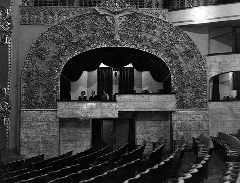 Temple Auditorium