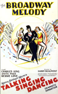 Bessile Love Broadway Melody Anita Page Charles King