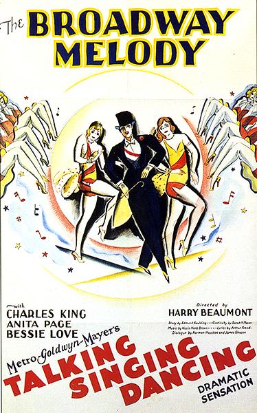 Bessile Love Broadway Melody Anita Page Charles King