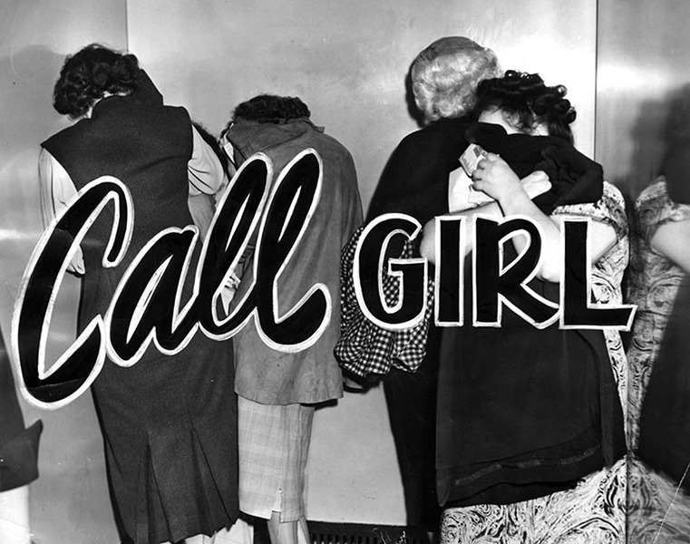 Call Girl Vice Raid