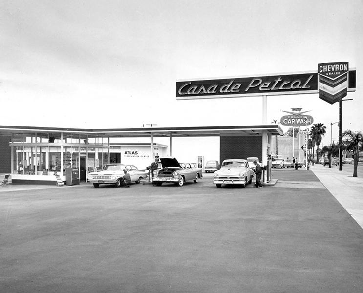 Casa de Petrol