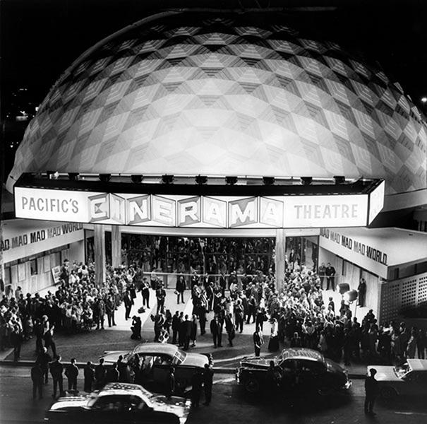 Cinerama Dome premiere