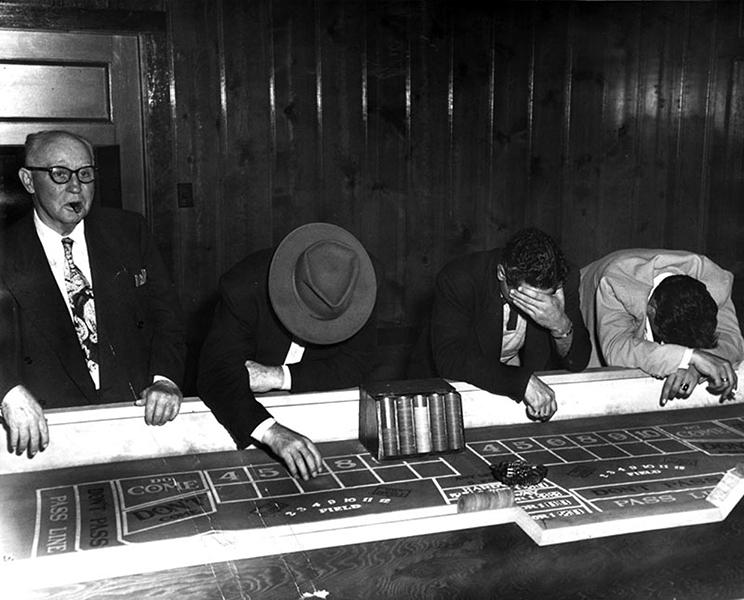 Crap Game 1951 Crime