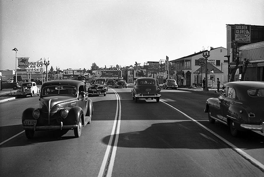 Crenshaw Boulevard 1948