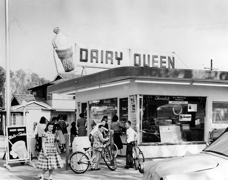 Dairy Queen San Fernando Valley