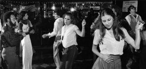 Bootlegger's disco dancing