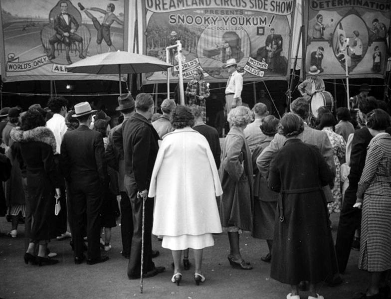 Dreamland Circus 1937